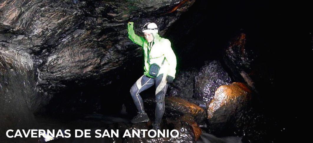 Támesis - Cavernas