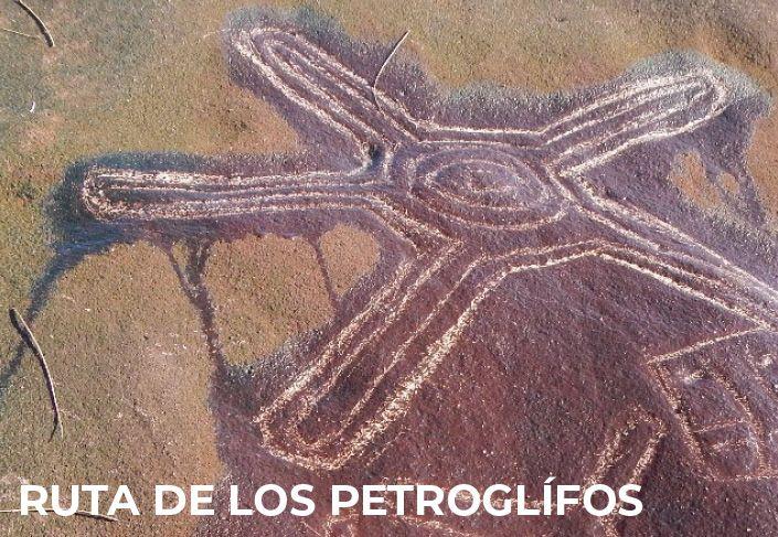 Támesis - Petroglifos